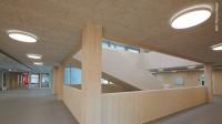 Akustikdecken in Sekundar-Schule Berlin