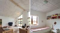 Akustikdecke privater Wohnraum