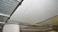 Keller- und Tiefgaragendeckendämmung in einem Universitätsklinikum