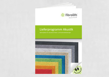 fibrolith lieferprogramm akustik