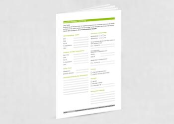 fibrolith Checkliste für die Baustelle
