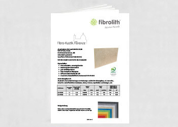 Produktdatenblatt Fibro-Kustik Florence