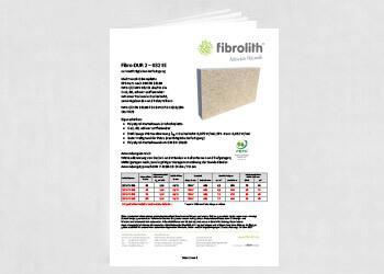 Produktdatenblatt Fibro-DUR 2 – 032 SE zur nachträglichen Befestigung