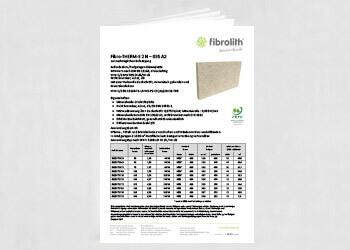 Produktdatenblatt Fibro-THERM-S 2 N – 035 A2 zur nachträglichen Befestigung