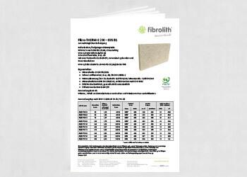Produktdatenblatt Fibro-THERM-S 2 N – 035 B1 zur nachträglichen Befestigung