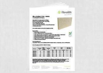 Produktdatenblatt Fibro-THERM-S 3 FH – 040 B1 zur nachträglichen Befestigung