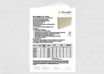 Produktdatenblatt Fibro-THERM-S 3 N – 040 A2 zur nachträglichen Befestigung
