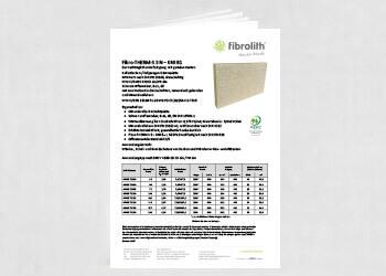 Produktdatenblatt Fibro-THERM-S 3 N – 040 B1 zur nachträglichen Befestigung