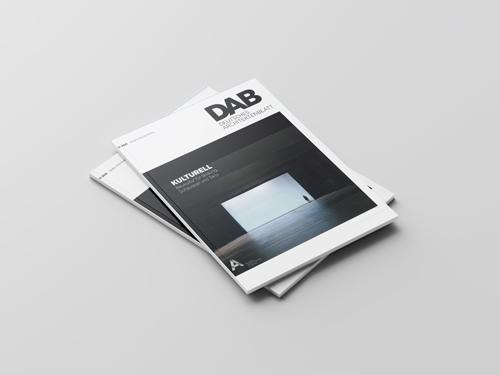 Produktmeldung PURE GENIUS™ Akustikplatten mit raumluftreinigender Wirkung in DAB 06/2021