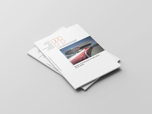 Produktmeldung PURE GENIUS™ Akustikplatten mit raumluftreinigender Wirkung in BDB Landesspiegel 01/2019