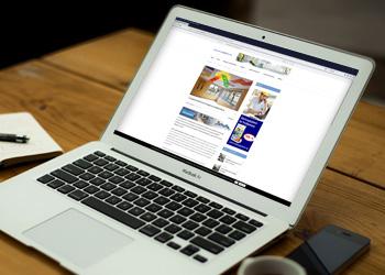 Produktmeldung PURE GENIUS™ Akustikplatten mit raumluftreinigender Wirkung auf www.kommunalclick24.de