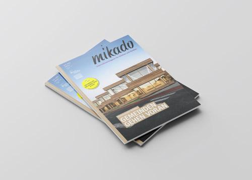 Objektbericht Akustikdecke in Sekundar-Schule Berlin-Mahlsdorf in mikado 0620