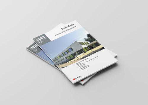 Objektbericht Akustikdecke in Sekundar-Schule Berlin-Mahlsdorf in Schulen 03/2020