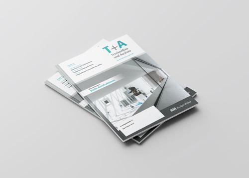 Objektbericht Akustikdecke in Sekundar-Schule Berlin-Mahlsdorf in Trockenbau und Ausbau 04/20