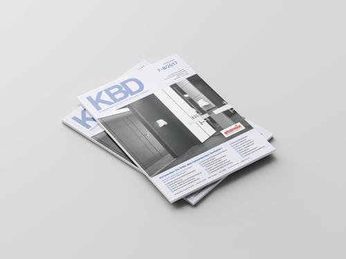 Objektbericht Akustikdecke KiGa Kempenich in KBD 7-8/17