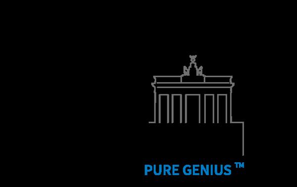Logo Fibro-Kustik Berlin Pure Genius