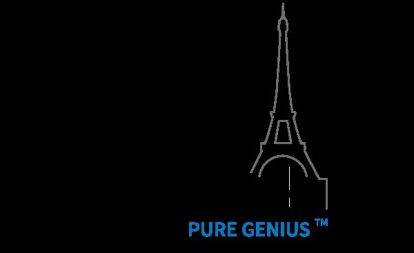 Logo Fibro-Kustik Paris Pure Genius