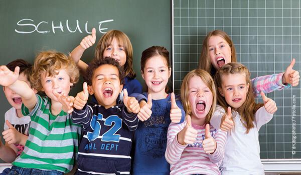 Fibrolith Akustikplatten in Schulen und Kindergärten